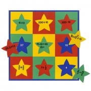 Math Star Board Game