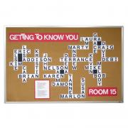 Crossword Puzzle Bulletin Board