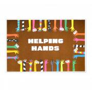 Helping Hands Bulletin Board