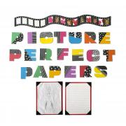 Filmstrip Border Picture-Perfect Papers