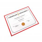 Diploma & Certificates of Excellence