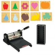 Ellison Prestige Pro Starter Set w/SureCut Holiday Set - Large