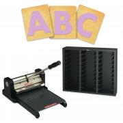 Prestige Pro Starter Set w/SureCut Fruit Smoothie Capital Letters - 4 Inch