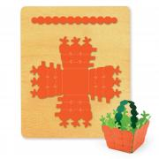 Ellison SureCut Die - Basket, Carrot - XL