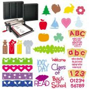 Ellison SuperStar Excel Super Saver w/SureCut Academic Enrichment Set