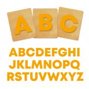 Ellison SureCut Die Set - Statement Alphabet (26 Die Set) - Large