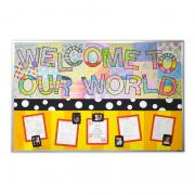 Welcome to our World Bulletin Board