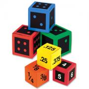 Roll Them Dice Using 3-D Cubes