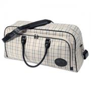 Sizzix eclips Accessory - Carry-All Tote (Black, Cream & Periwinkle Plaid)