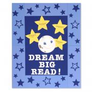 Dream Big Read Poster