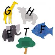 'G' is for Giraffe