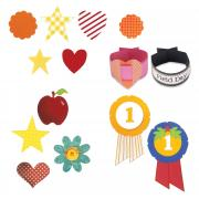Sizzix Bigz Die Set - Student Awards (4 Die Set)