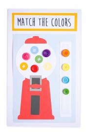 Match the Colors Game