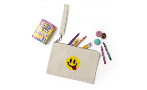 Keep It Together With This Emoji Pencil Case!