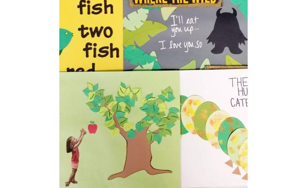 DIY These Famous Book Covers To Celebrate National Literacy Month!
