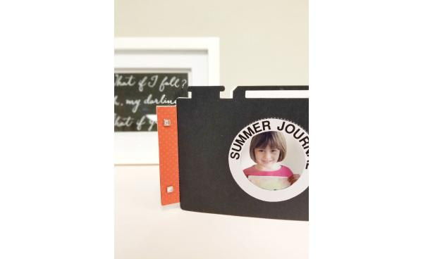 Back To School Lesson Plan: Summer Journal Camera Book