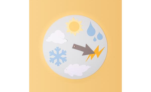 Create Your Very Own Weather Chart!
