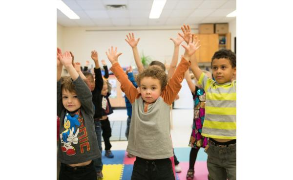 5-Minute Fitness Fun in the Classroom