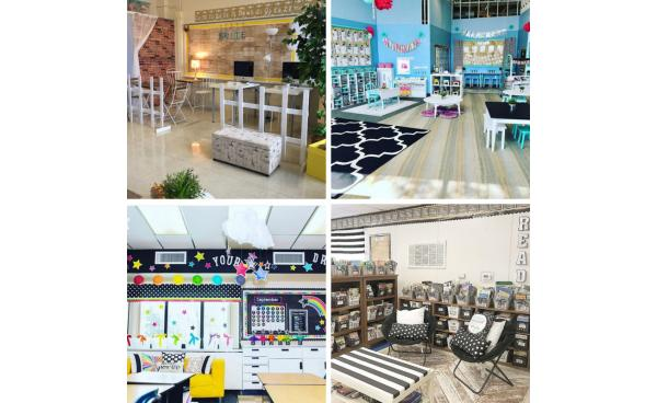 We Are Obsessing Over These Classroom Set Ups