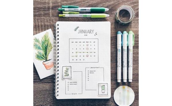 Bullet Journals for Teachers